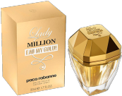 Paco Rabanne Lady Million Eau My GoldБренд:Paco Rabanne